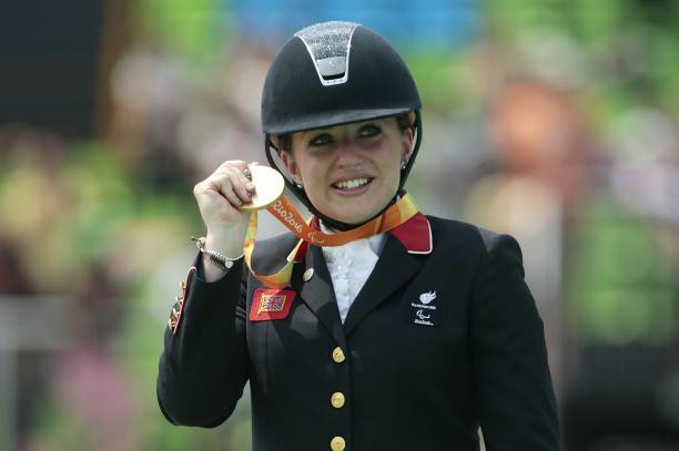 Britain name Para-team for World Equestrian Games