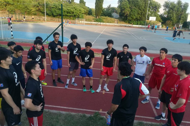 Japan have entered teams in the men's and women's events at the tournament in Croatia ©FISU