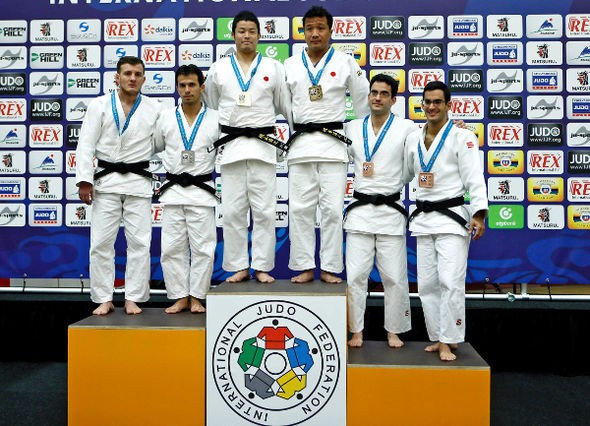 Japan take hat-trick of gold medals on opening day of IJF Kata World Championships