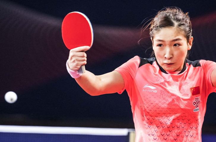 Fromer world number one Liu Shiwen beat arch-rival and compatriot Ding Ning, the Rio 2016 champion, to win the ITTF Australian Open title ©ITTF
