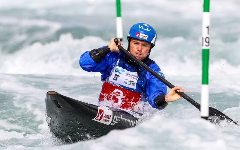 In pictures: Canoe Slalom World Championships day five of competition