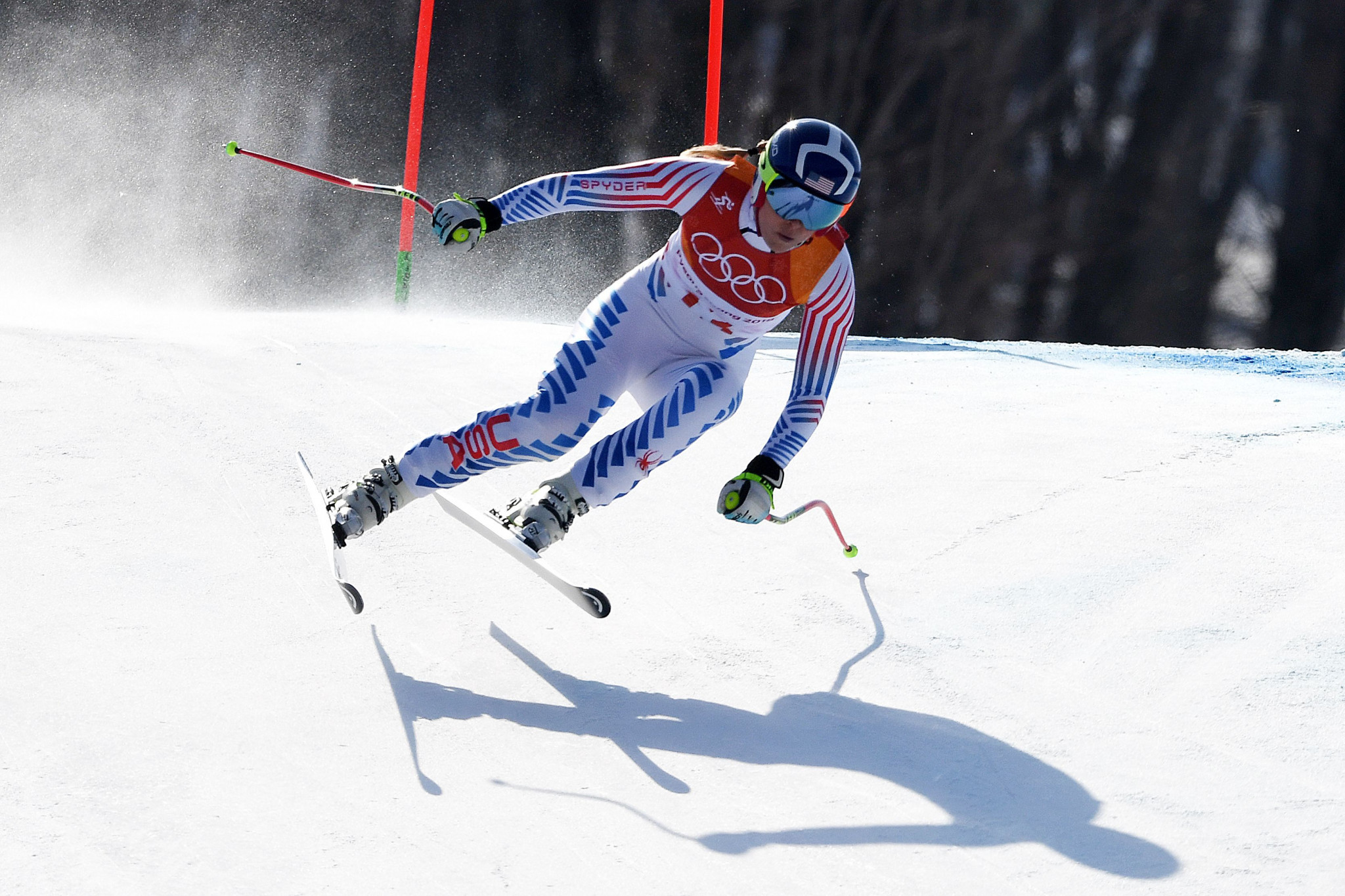 Lindsey Vonn was among Olympic medallists in Alpine skiing for the US at Pyeongchang 2018 ©Getty Images