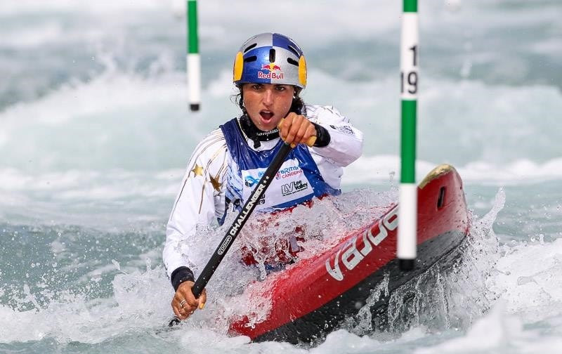 Fox secures third consecutive C1 title as Florence ensures hosts end Canoe Slalom World Championships with a flourish