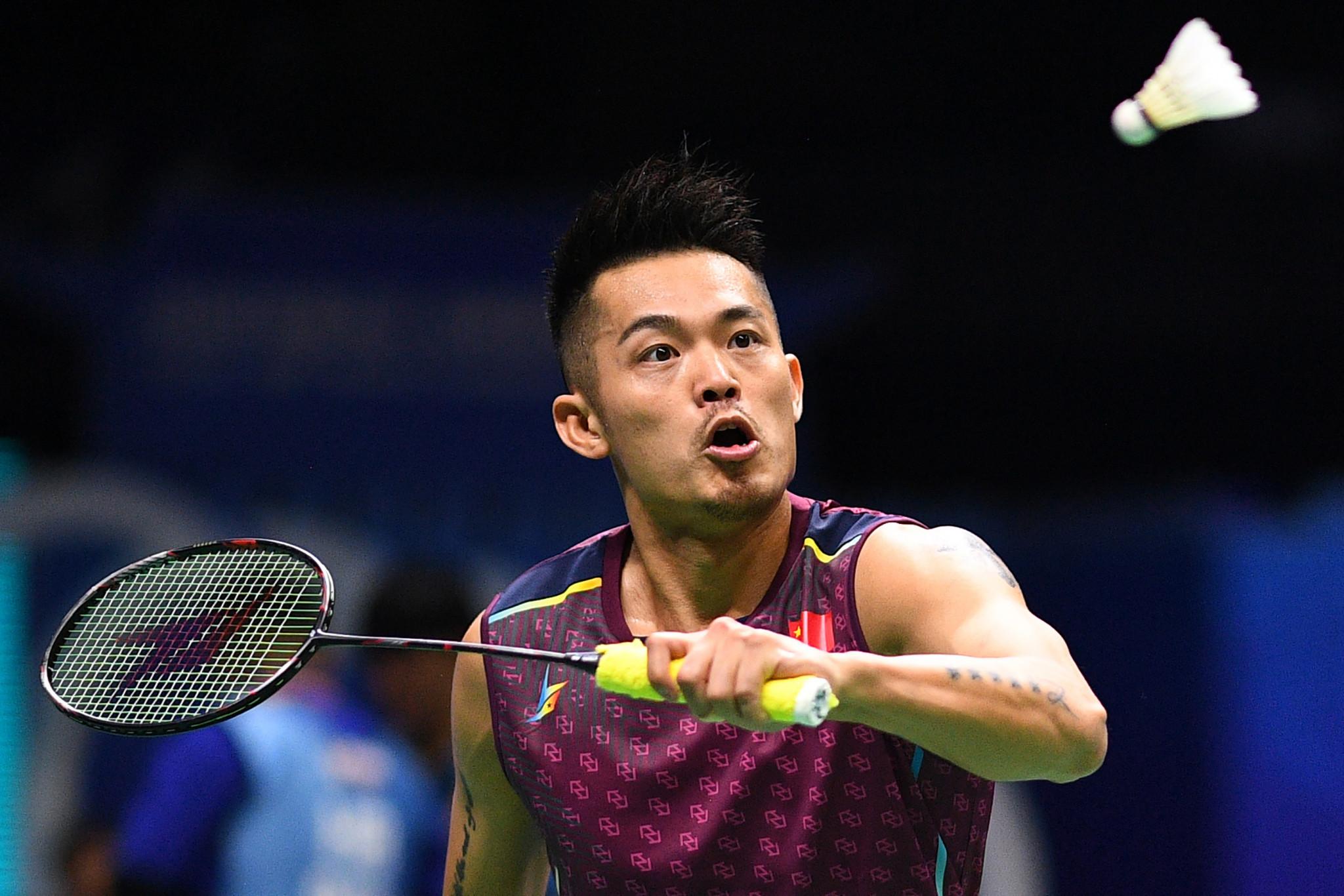 Axelsen and Lin Dan send get well messages to stricken Lee Chong Wei as BWF World Championships start