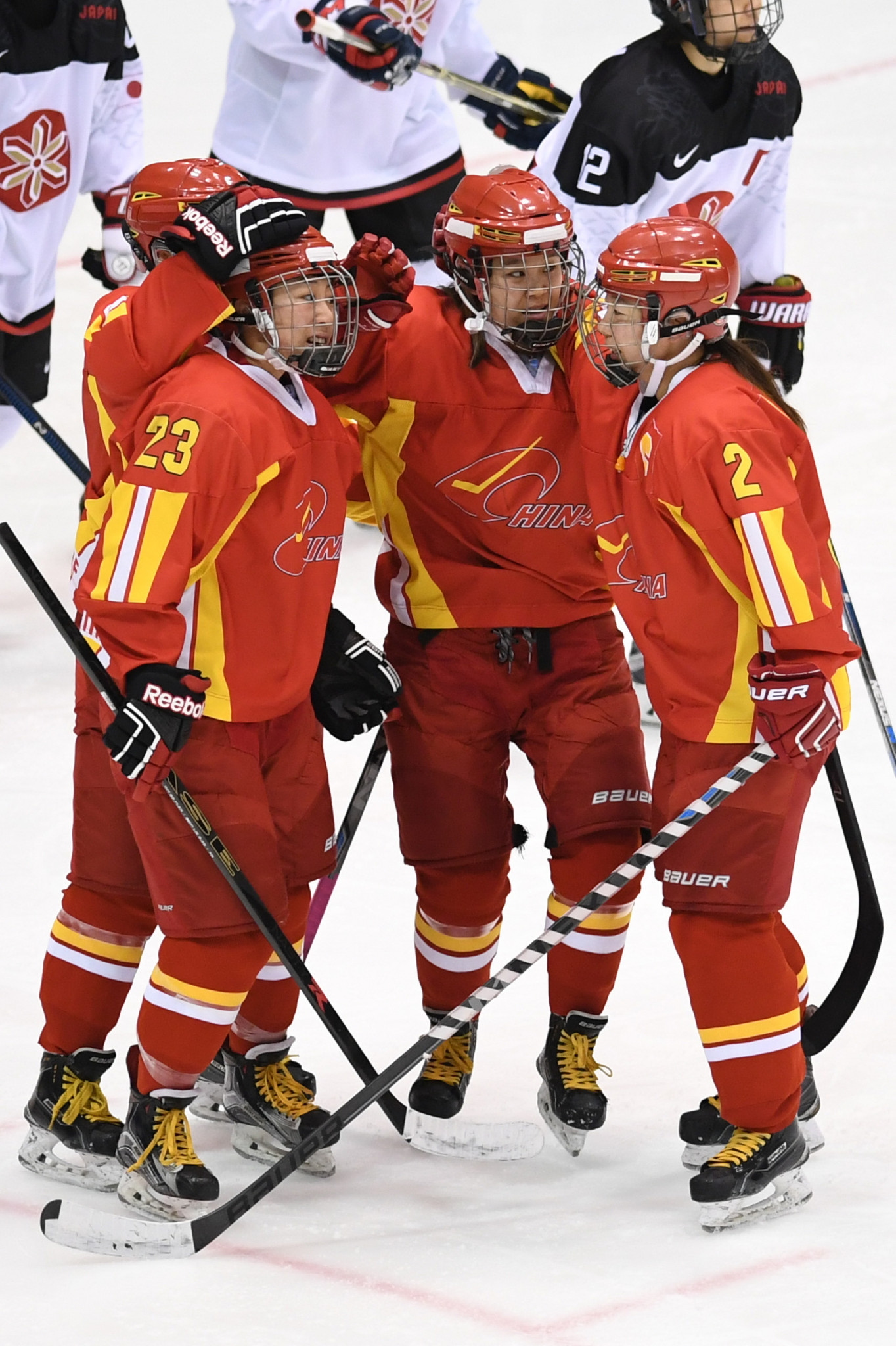 China is gearing up to host the Olympic ice hockey tournaments in 2022 ©Getty Images