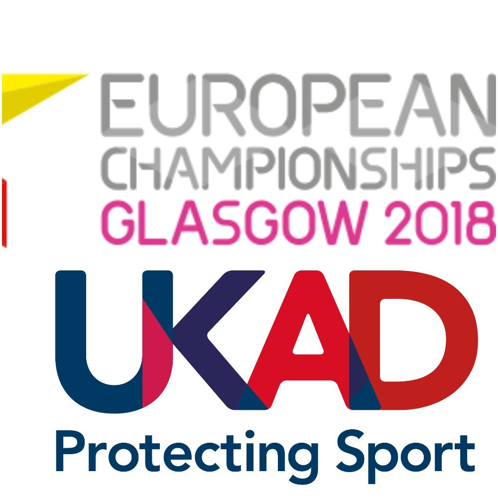 UKAD to be in charge of sample collection at 2018 European Championships in Glasgow
