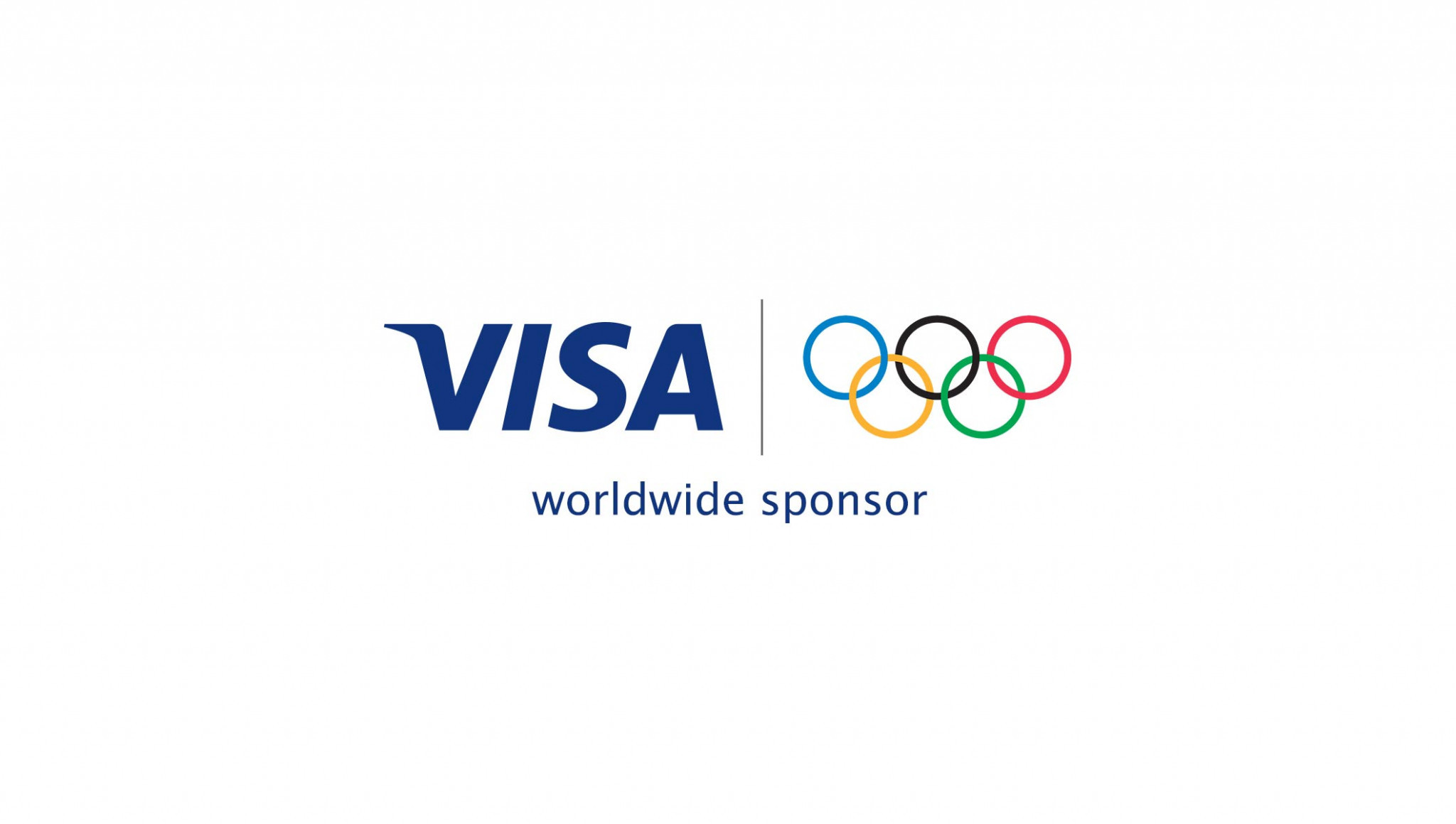 Financial giant Visa will remain an official partner of the Olympic Games until 2032 ©IOC