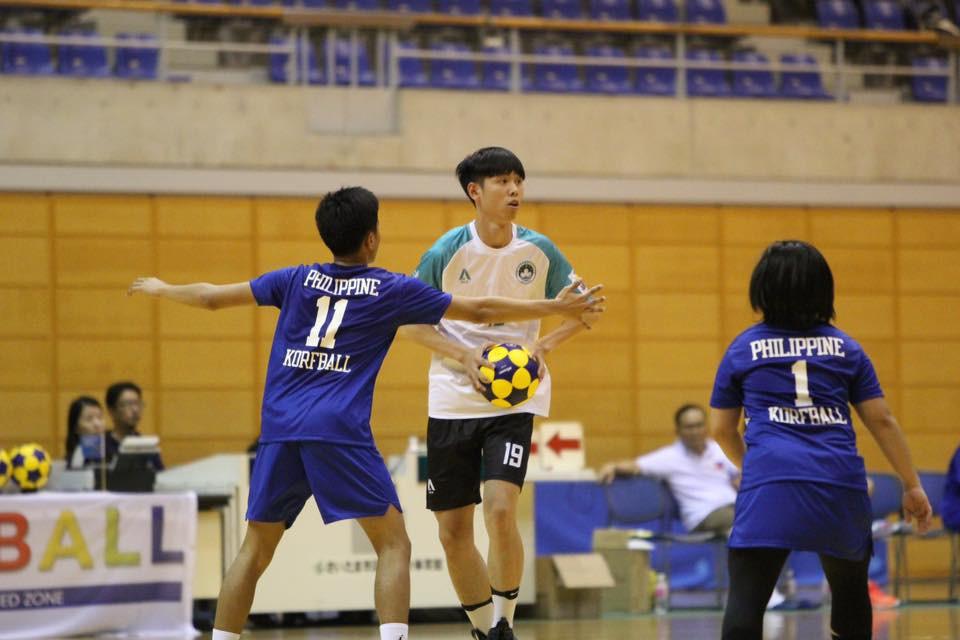 China beat Hong Kong to move to top of Pool B at Asia-Oceania Korfball Championship