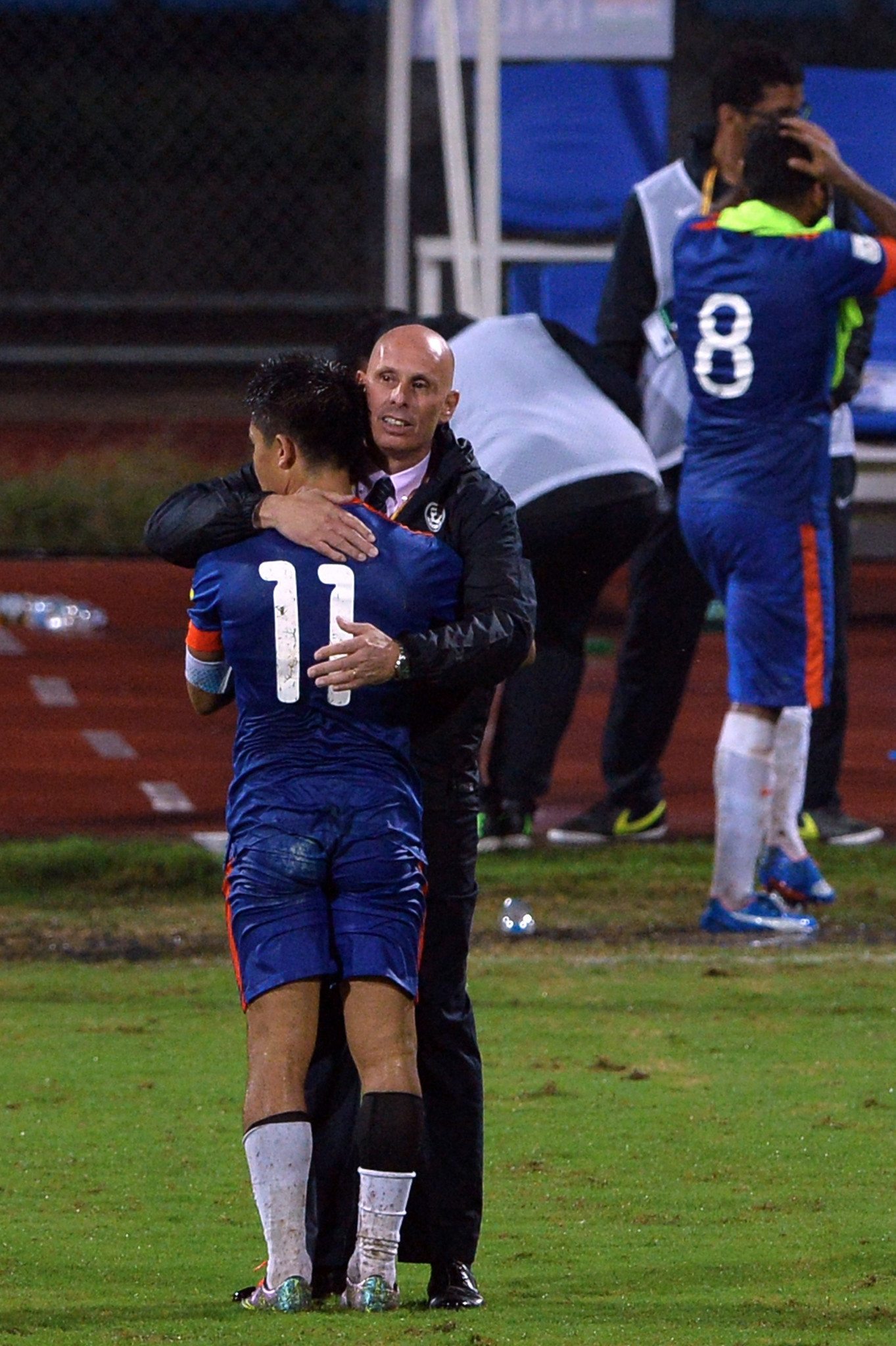 Stephen Constantine's second spell as the manager of India started in 2015 ©Getty Images