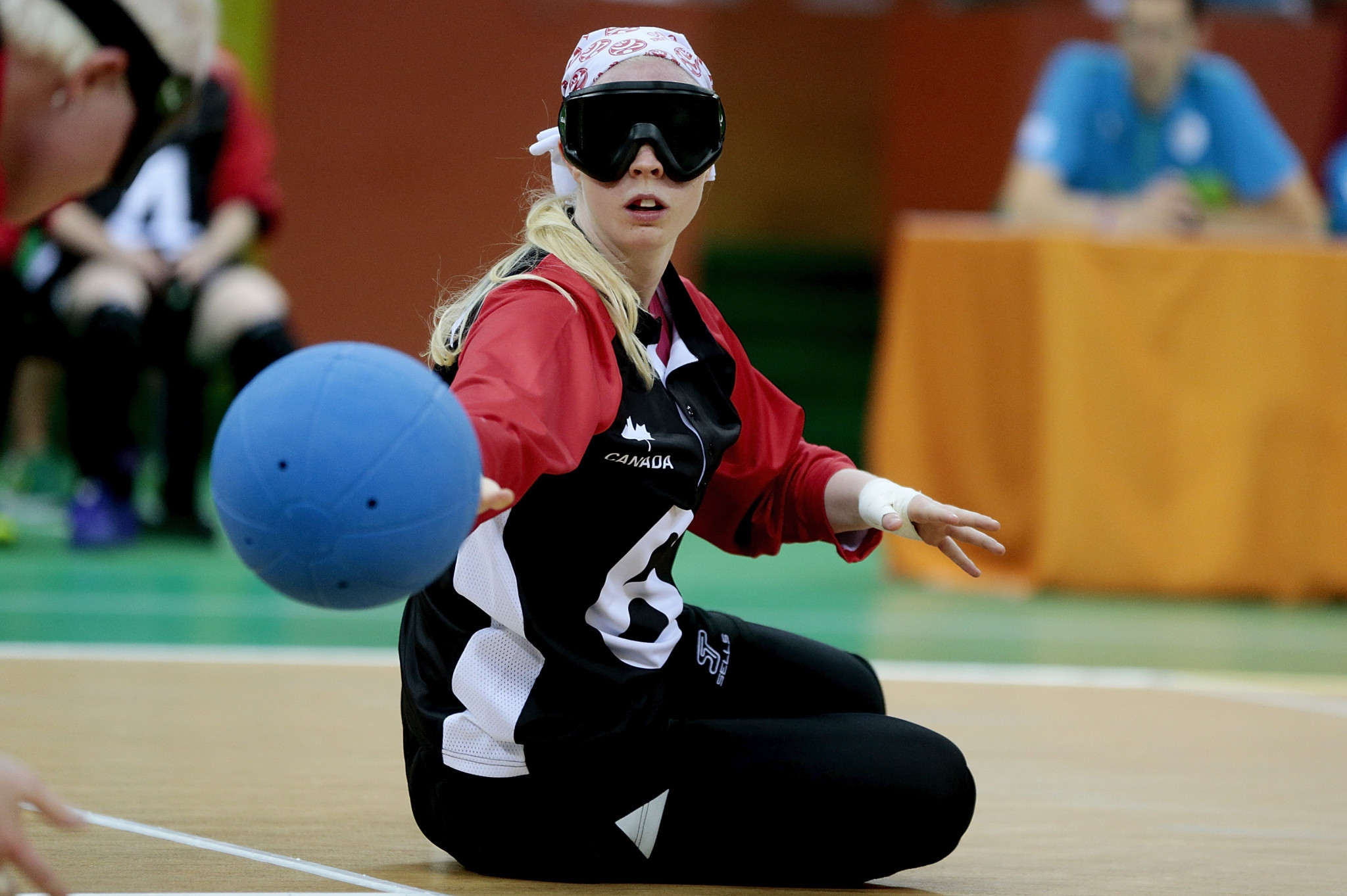 IBSA announce changes to goalball world rankings system