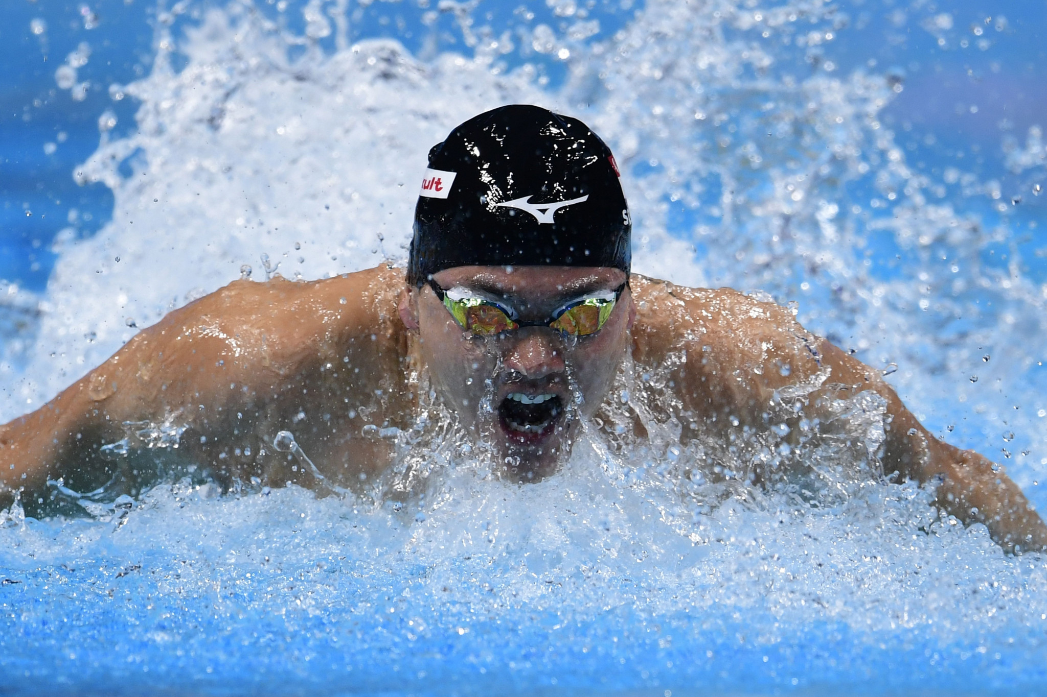 Joseph Schooling won Singapore's first Olympic gold medal in their history, when he finished first in the men's 100 metre butterfly at the Rio 2016 Olympics ©Getty Images
