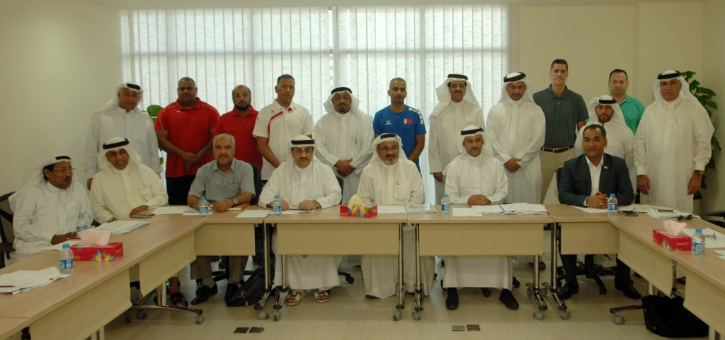 The Bahrain Olympic Committee hosted a meeting ahead of the GCC Games ©BOC
