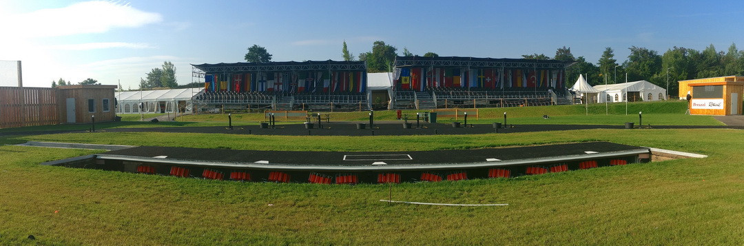 Forty-two countries are due to compete in the  European Shooting Championship Shotgun in Leobersdorf ©ESC