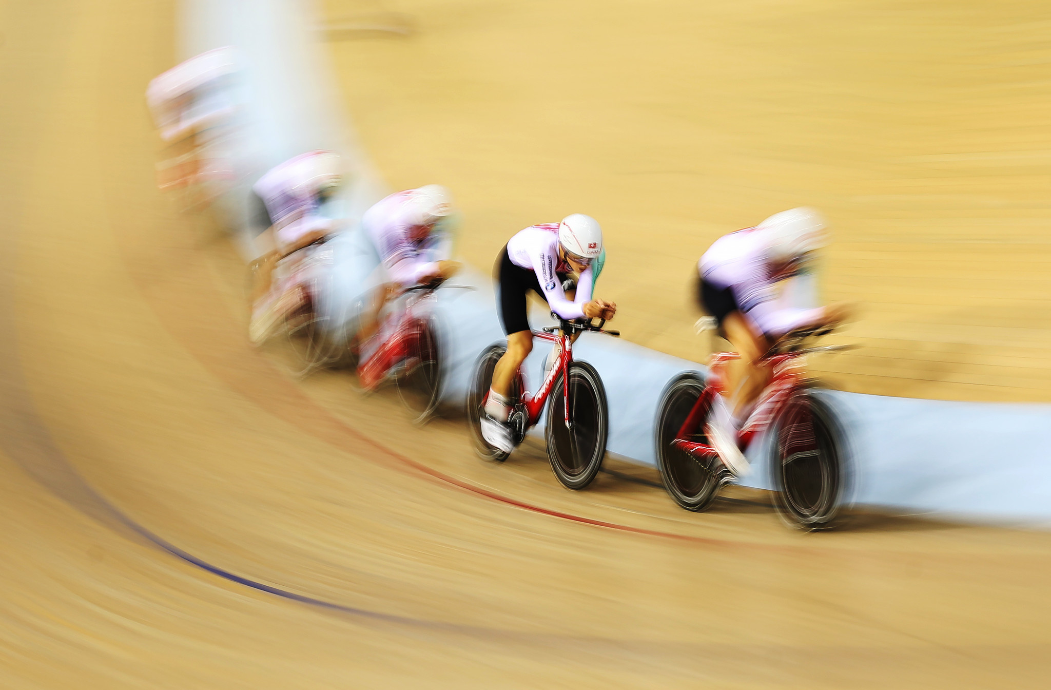 Hosts hope to make mark as European Championships begins Tokyo 2020 track cycling qualification period