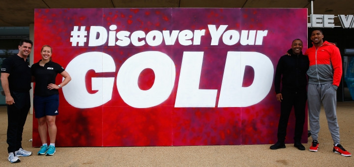 British Skeleton have hosted the latest stage of the Discover Your Gold talent identification campaign at the University of Bath ©BBSA
