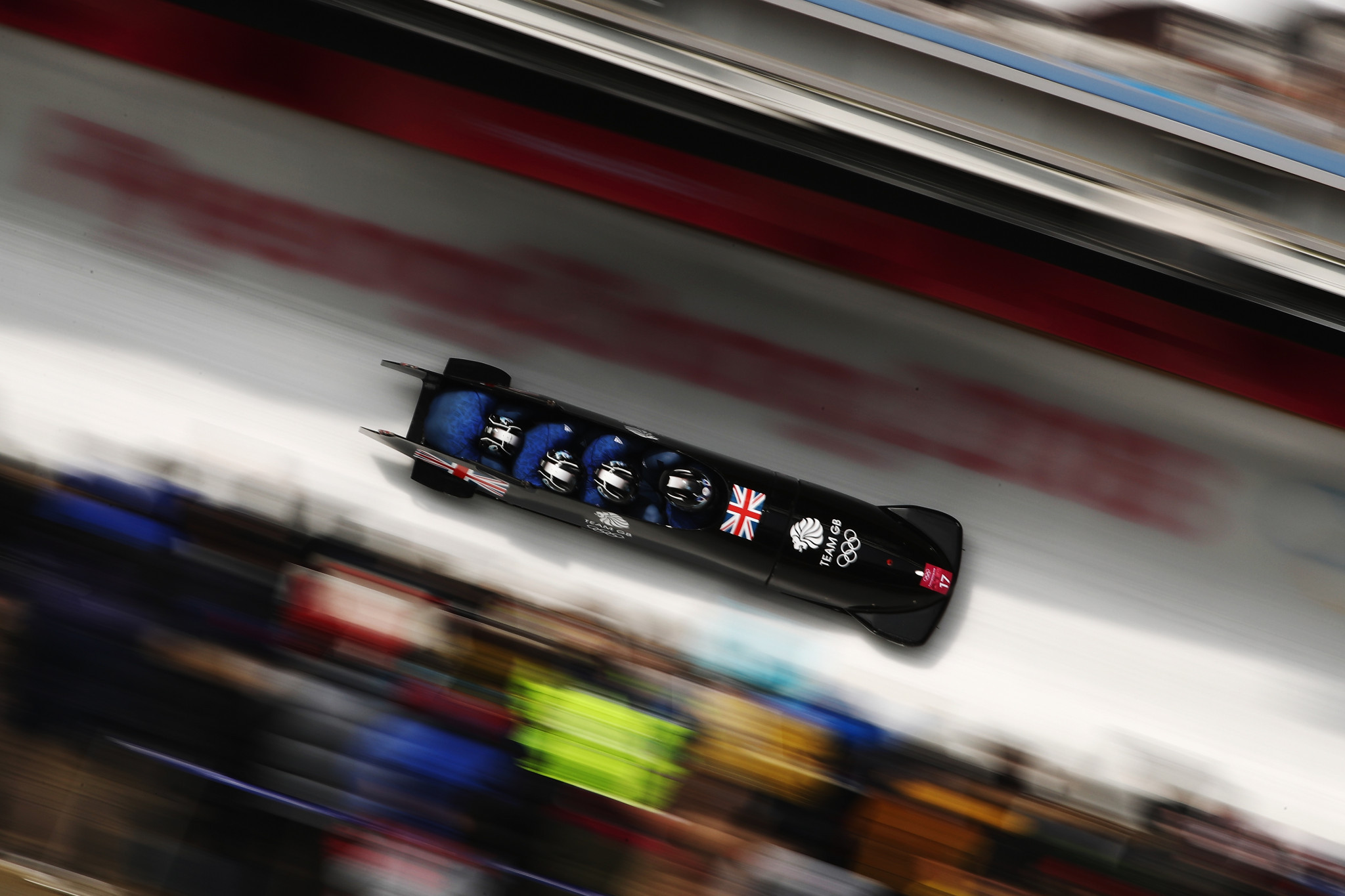 Bobsleigh was among four winter sports cut from UK Sport's funding programme for Beijing 2022 ©Getty Images