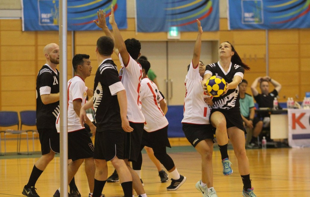 Chinese Taipei complete perfect pool stage at Asia-Oceania Korfball Championship