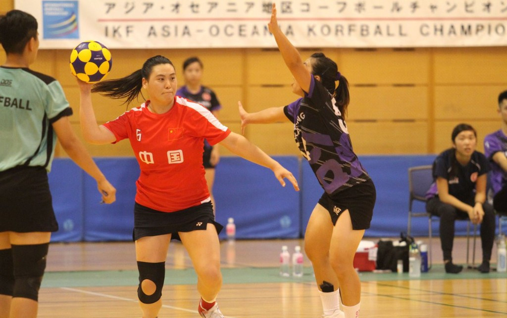China are still undefeated in Pool B ©IKF/Twitter/Osamu Kimura