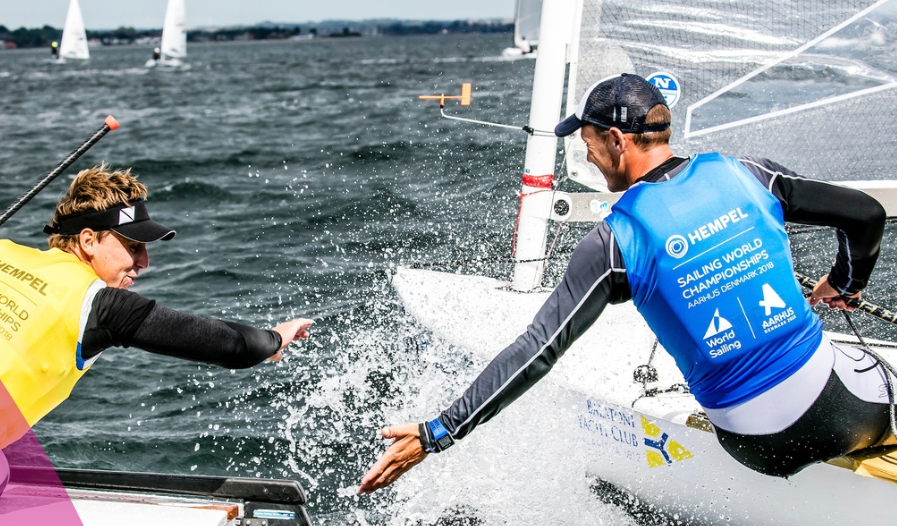 Sailing World Championships featuring all Olympic classes to begin in Aarhus