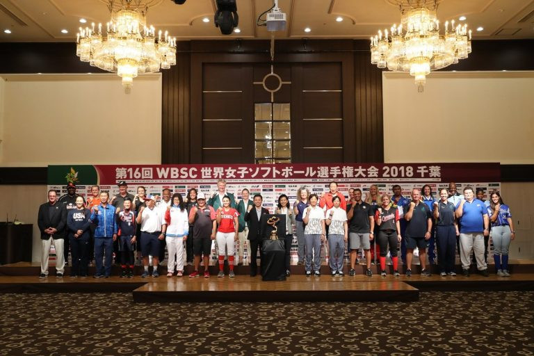Players have arrived for the Women's Softball World Championship ©WBSC
