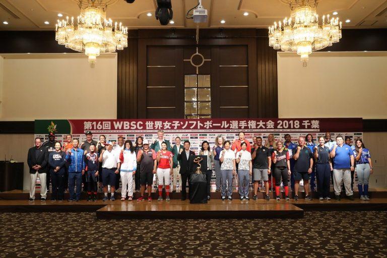 Olympic qualification on line at Women's Softball World Championship