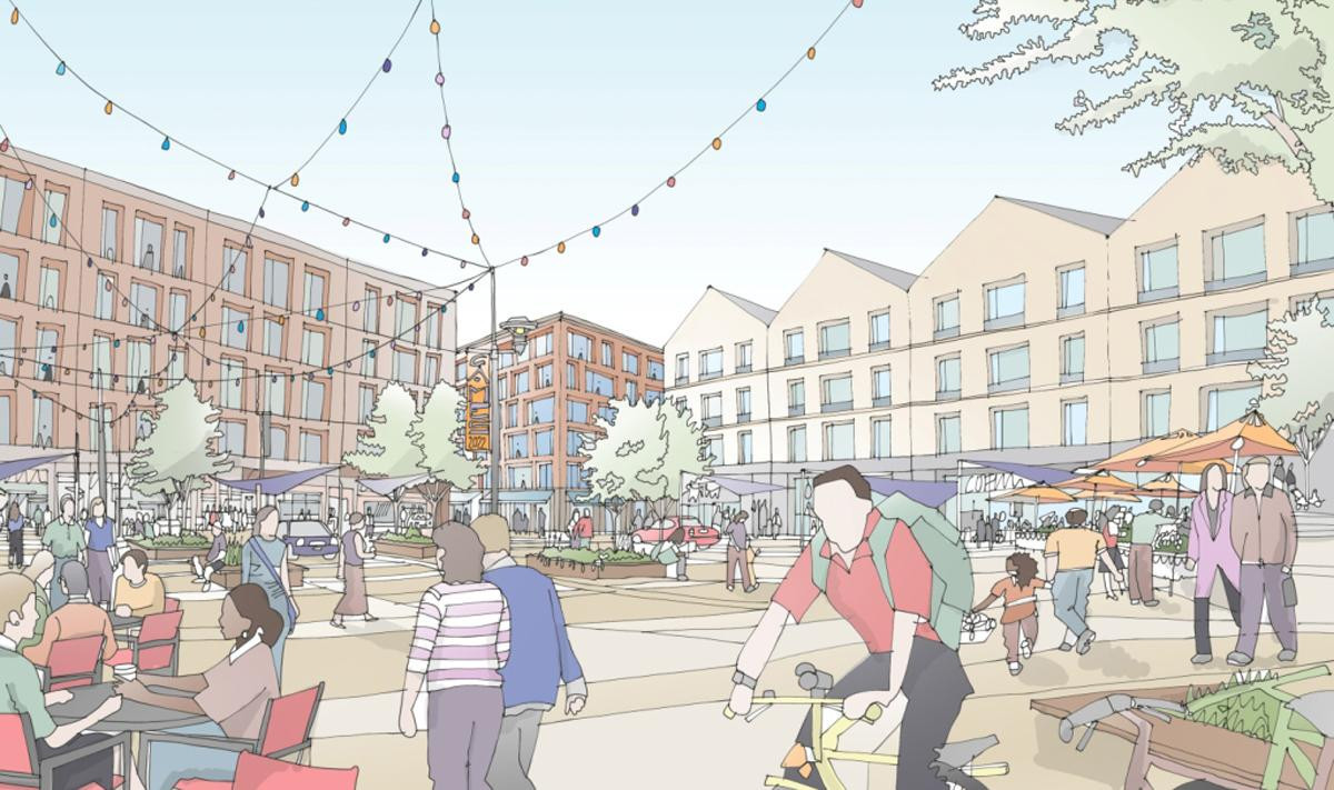 Demolition started on site to build Birmingham 2022 Athletes' Village