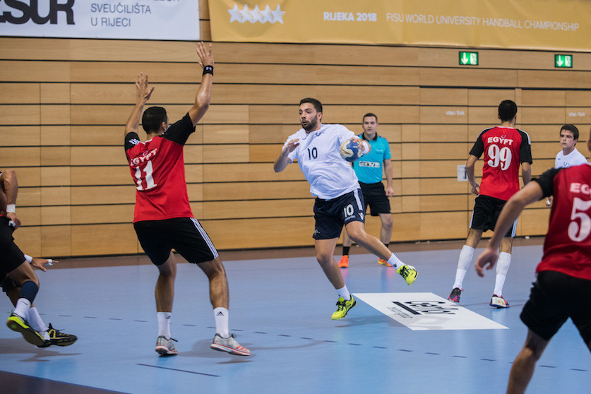 Portugal boost semi-final hopes at FISU World University Handball Championships