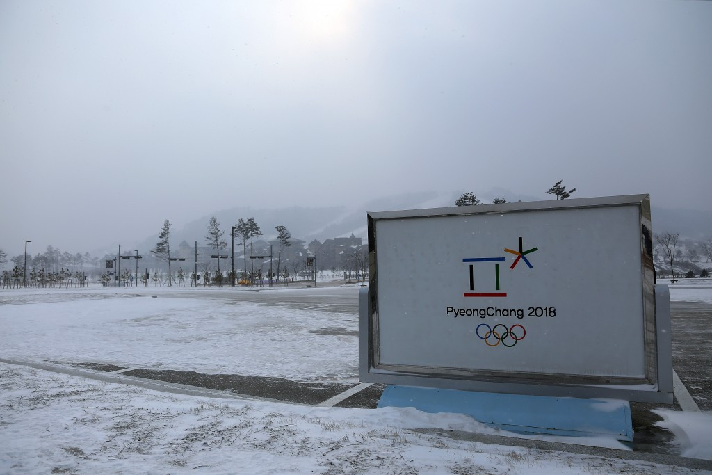 Pyeongchang 2018 is set for its fifth IOC Coordination Commission visit ©Getty Images