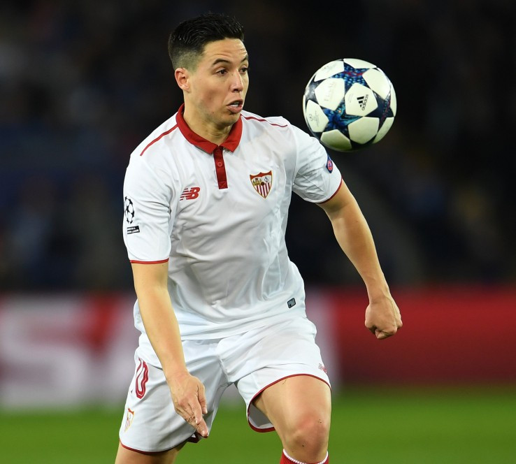 French footballer Samir Nasri has had his doping ban extended from six to 18 months ©Getty Images