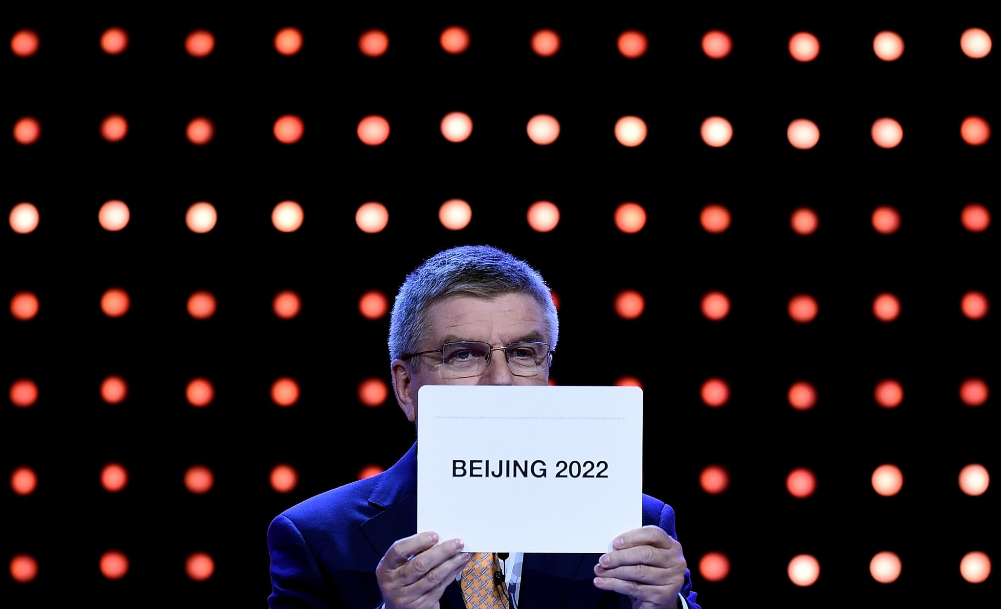 Beijing 2022 celebrate three-year anniversary of being awarded Olympics and Paralympics