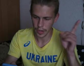 Ukraine bans athlete for six month after criticises team kit