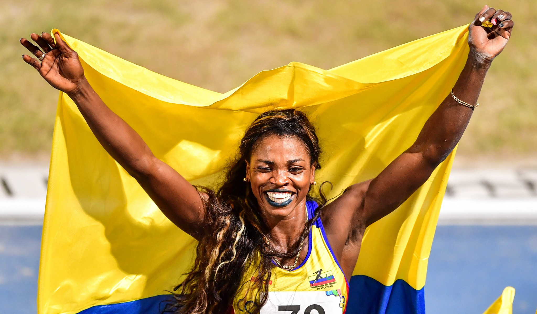Ibargüen leads home charge at Central American and Caribbean Games in Colombia