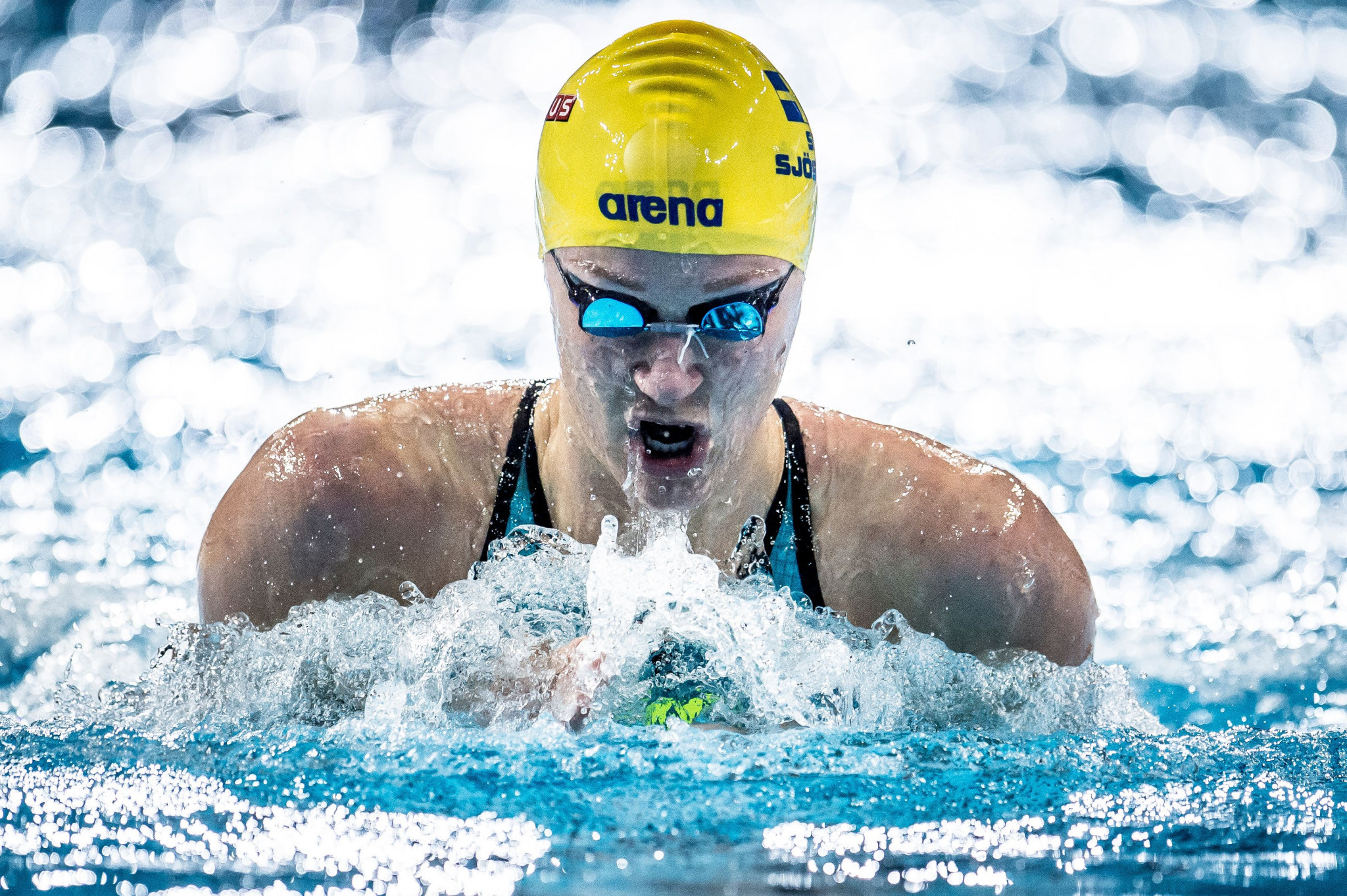 Sweden's Sarah Sjöström is among those expected to shine in women's competition ©Getty Images