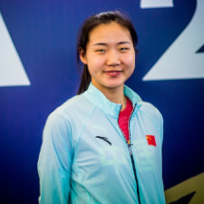 Mengyu Zhang's debut WT Grand Prix gold is just the beginning