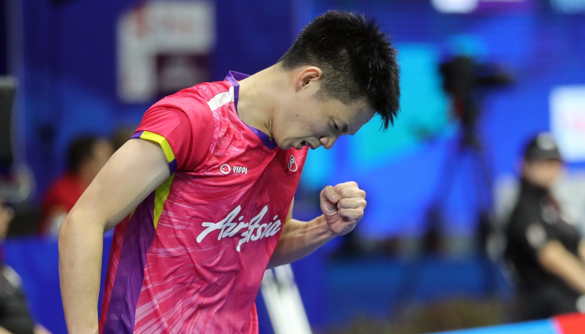 Liew stuns Srikanth to reach quarter-finals at Badminton World Championships