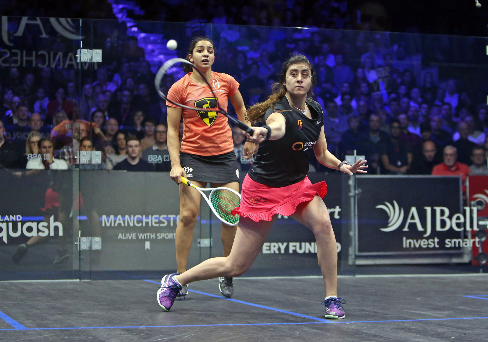 PSA to introduce first $1 million squash prize as gender gap in pay narrows