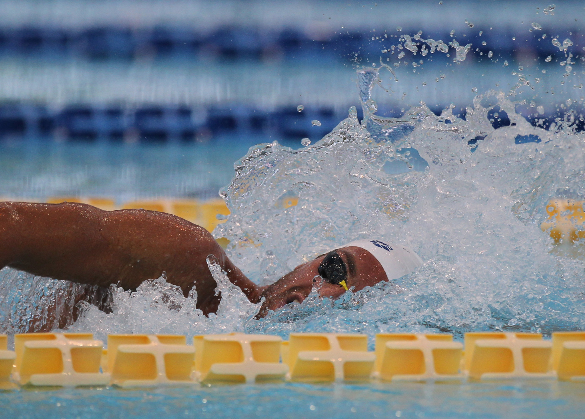 Italy's Gregorio Paltrinieri is one of the leading names set to compete at the 2018 European Championships ©Getty Images