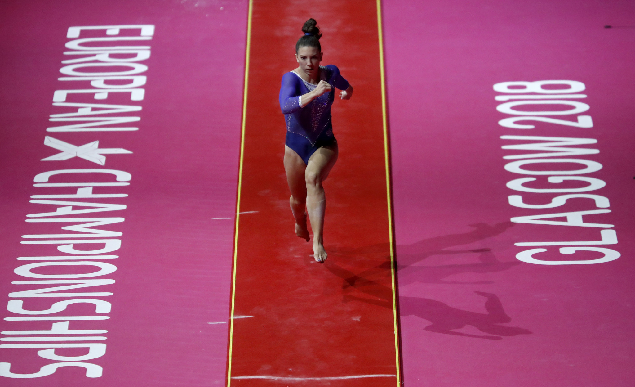 Gymnasts could also earn spots in individual apparatus finals ©Getty Images