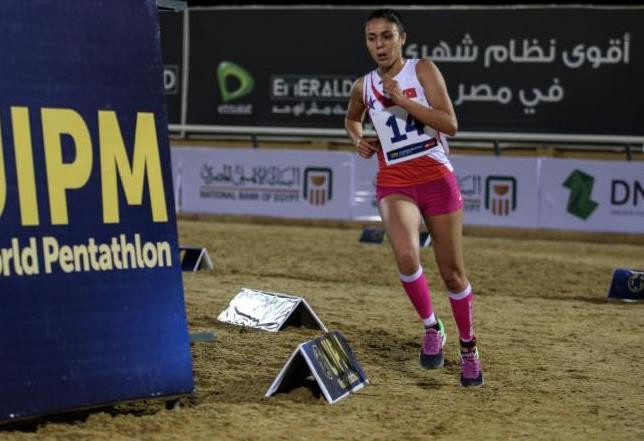 Favourite Özyüksel joint top of final women qualifiers at UIPM Junior World Championships