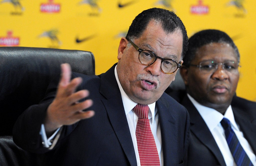 Criminal charges laid against 2010 FIFA World Cup chief executive and other top South African official