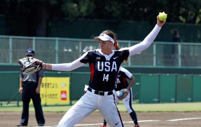 United States pass Mexican test at Women's Softball World Championship
