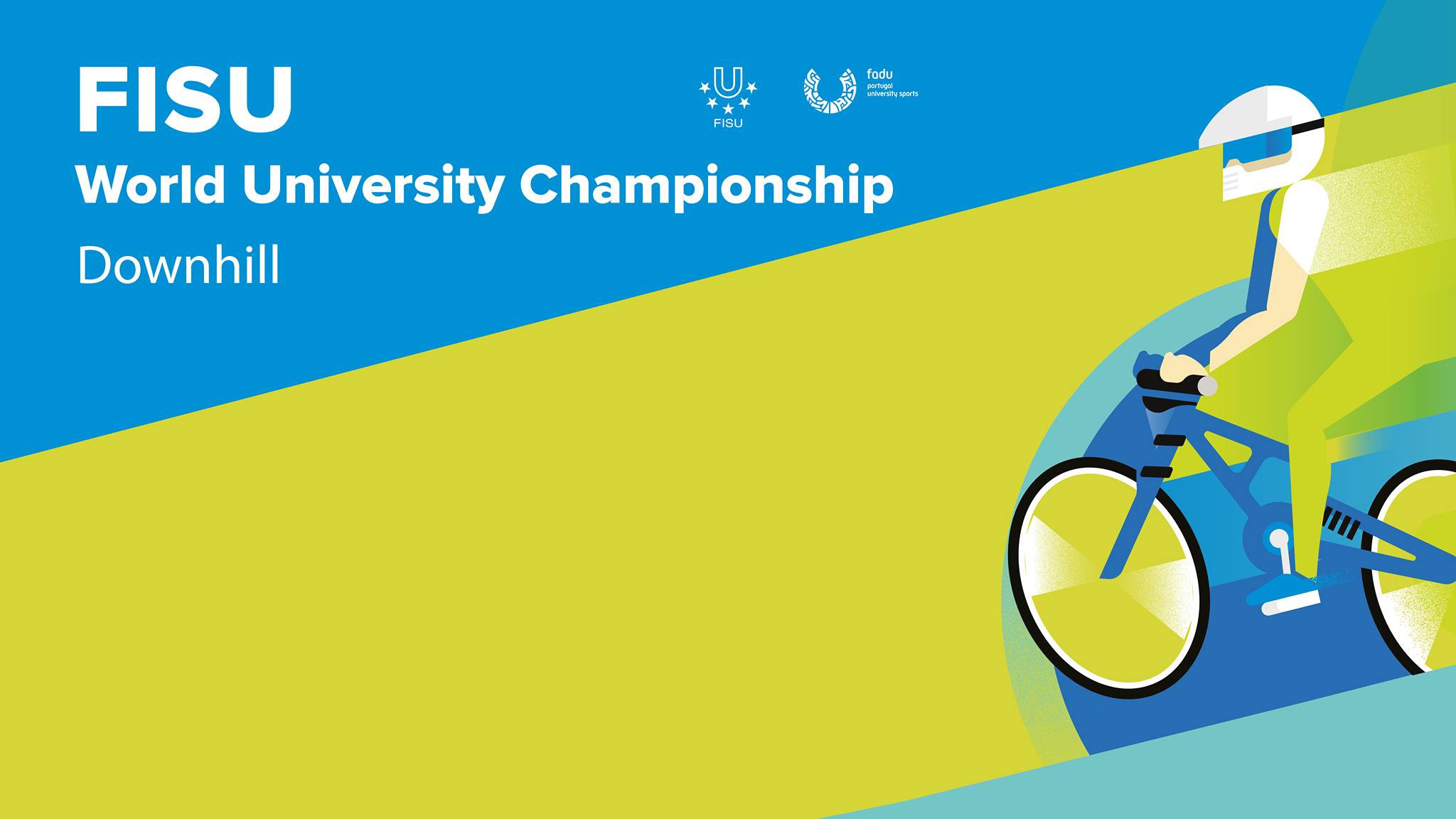 Portugal and Germany win downhill gold medals at World University Cycling Championships