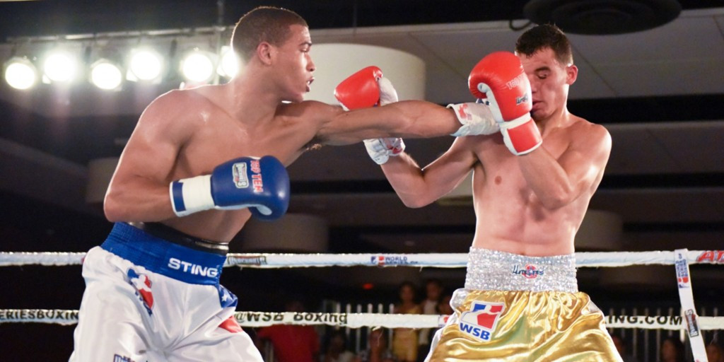 US Knockouts close World Series of Boxing regular season with win over Puerto Rico Hurricanes