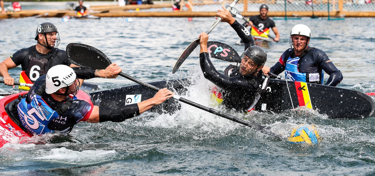 Poland eyeing first-ever men's medal at ICF Canoe Polo World Championships