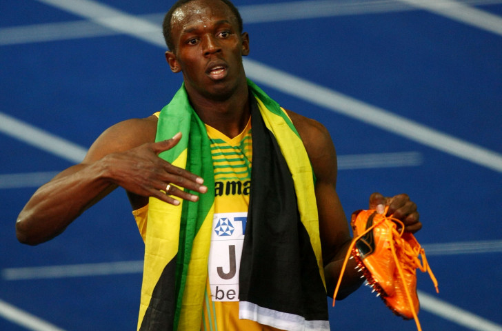 Usain Bolt reached the high point of his career at the 2009 IAAF World Championships in Berlin ©Getty Images