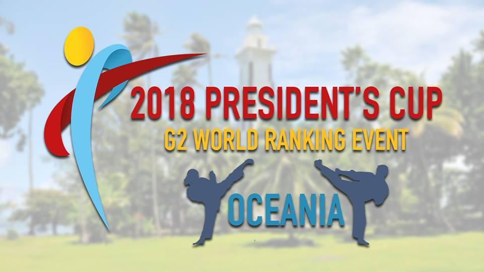 Australia dominated the World Taekwondo President's Cup in Tahiti ©World Taekwondo