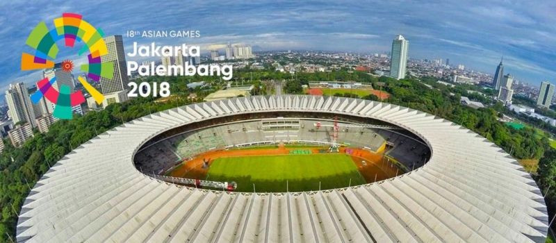 The men's football tournament for this year's Asian Games has faced several problems, leading to the draw having to be conducted three times ©Jakarta Palembang 2018