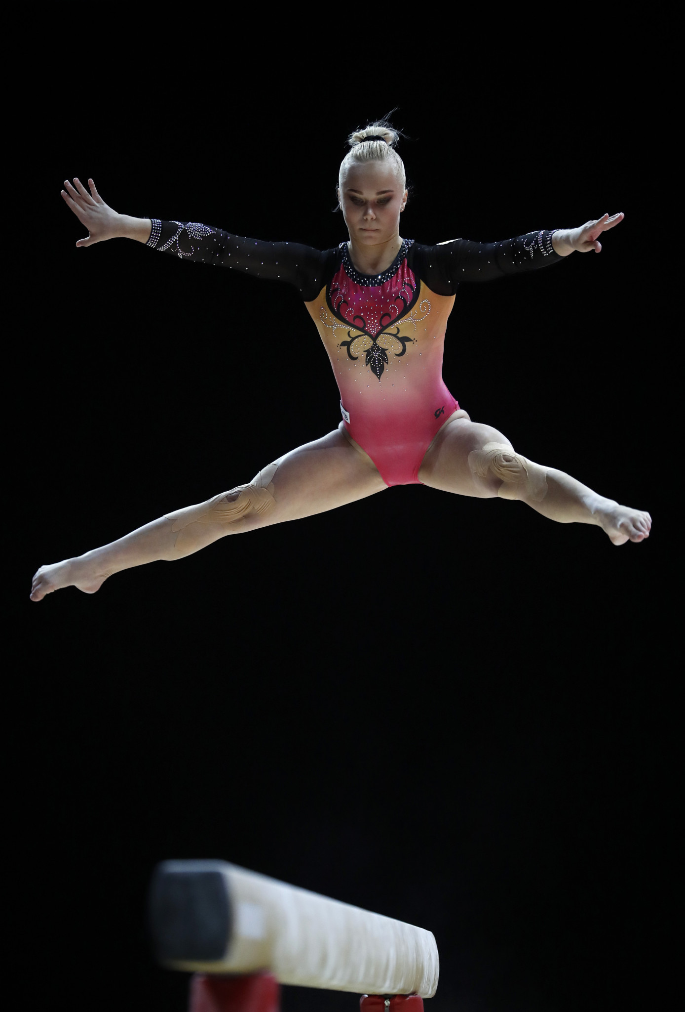 Angelina Melnikova spearheaded Russia's triumph ©Getty Images