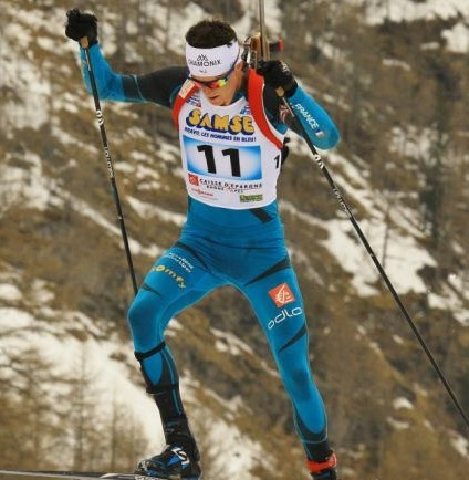 French biathlete once tipped for top quits at 25 claiming no longer motivated enough