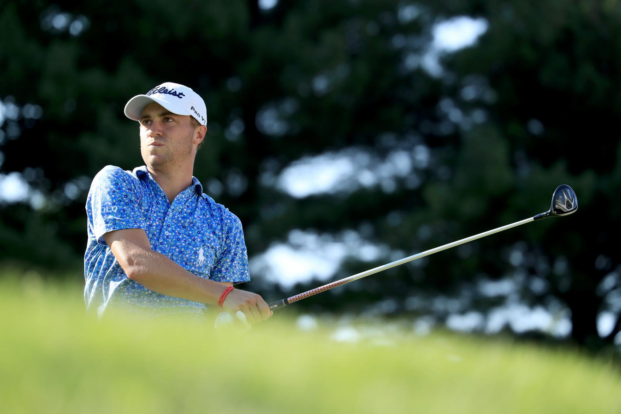 Thomas holds three shot lead at WGC-Bridgestone Invitational